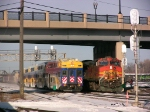 Northstar and BNSF